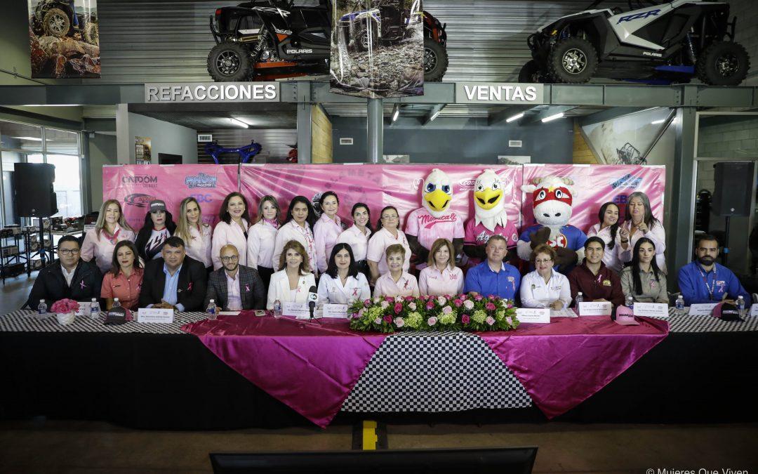 """FUE PRESENTADA CON ÉXITO LA CARRERA """"RACING FOR BOOBS"""" EN SU EDICIÓN 2020."""